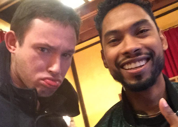 Hudson Mohawke and Miguel have been working together