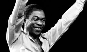 Hear Fela Kuti's very first recording from 1960