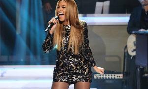Watch Beyoncé perform a medley of Stevie Wonder classics