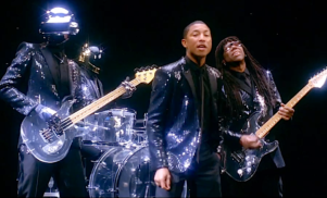 Daft Punk made a film to accompany Nile Rodgers' new Chic LP