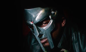 You can wear MF Doom's mask — in ring form