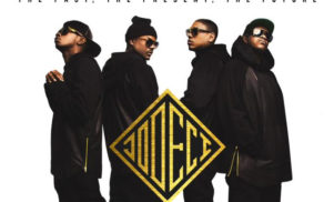 Legendary R&B group Jodeci announce first album in 20 years
