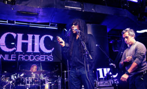 Nile Rodgers details the first Chic album in two decades