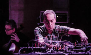 Two live versions of Oren Ambarchi's 'Knots' get pressed to vinyl by PAN