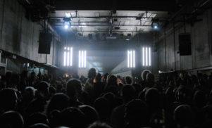 Tom Trago photographs demolition of Amsterdam night club Trouw