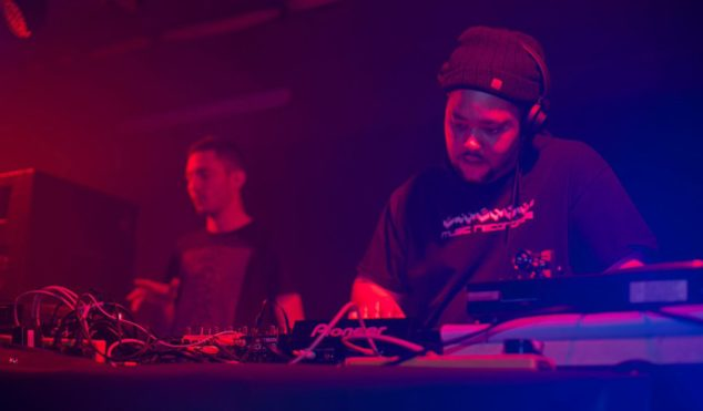 DJ Qu b2b October: Live on FACT stage at Bloc 2015
