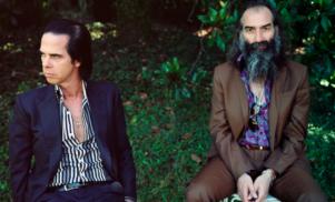 Nick Cave and Warren Ellis to release Loin Des Hommes soundtrack – hear an excerpt