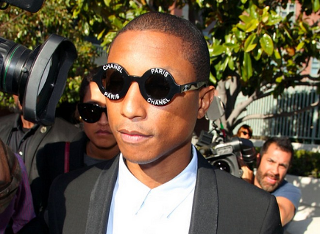"Pharrell warns 'Blurred Lines' verdict will ""handicap any creator who is inspired by something else"""