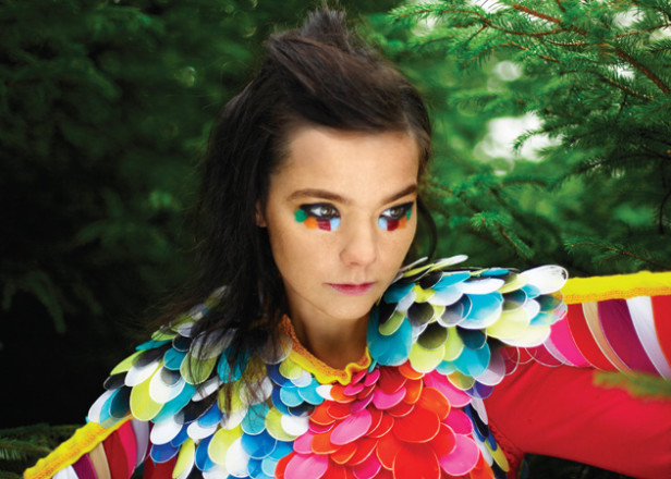 Listen to a one-hour Björk documentary from BBC Radio 6
