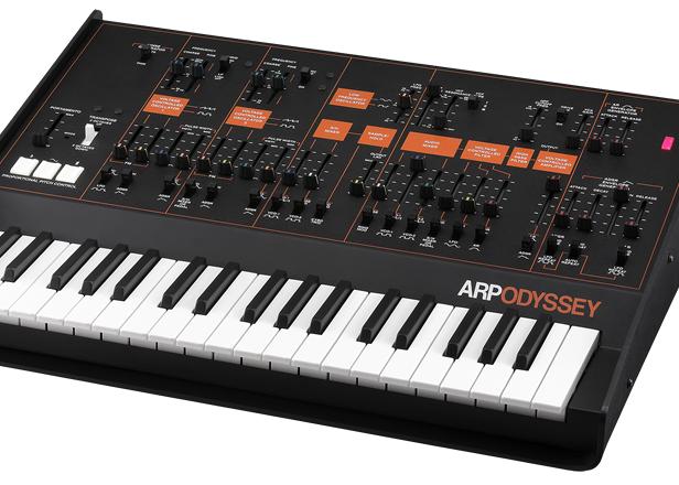 Take a look inside Korg's new ARP Odyssey synthesizer