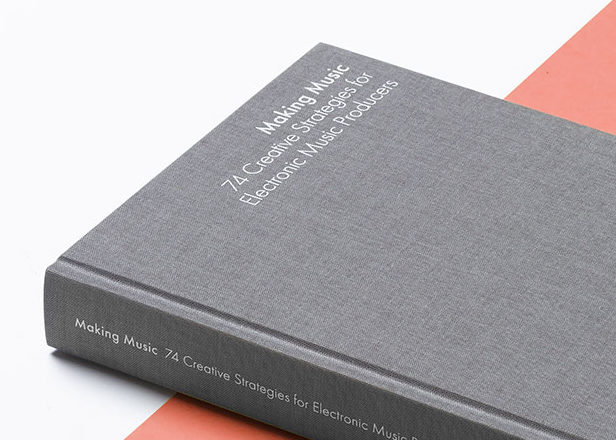 Ableton has published a book of creative strategies for producers