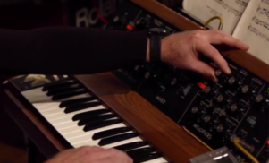Hear a Moog ensemble play Bach's 'Brandenburg Concerto No. 3'