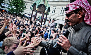 Omar Souleyman announces Bahdeni Nami, feat. Four Tet, Modeselektor and more