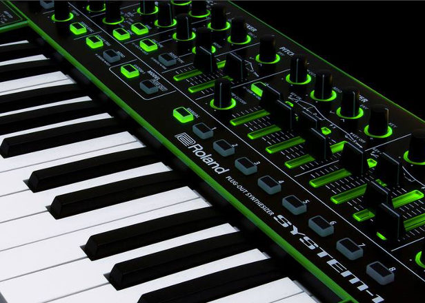 Roland gives away a bunch of AIRA System-1 sound banks