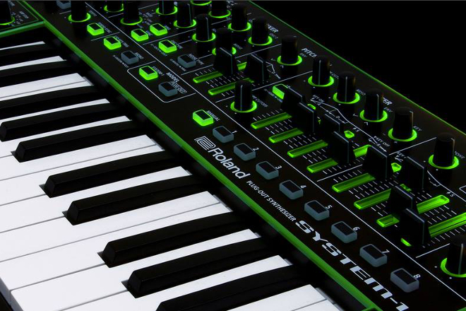 Roland releases three free sound banks for AIRA System-1 synthesizer