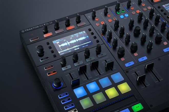 Native Instruments' new Stems format lets DJs remix on the fly