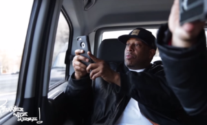 DJ Premier visits The Kremlin