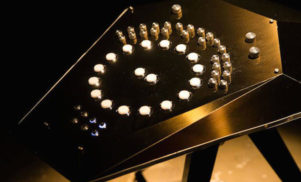 Check out Jeff Mills' UFO-inspired drum machine