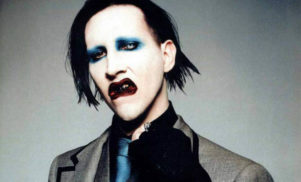 Marilyn Manson's new album released on PlayStation 1 discs