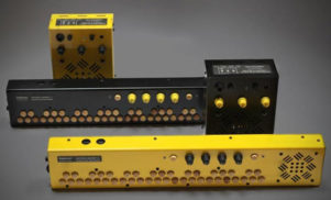 Jack White's Third Man Records has its own boutique synth line