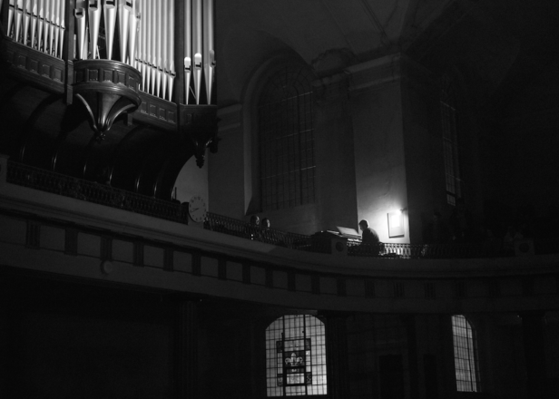 John Chantler preps pipe organ filled Still Light, Outside, shares looming title track