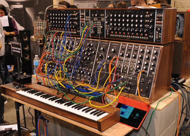 Barbican to host event series celebrating Moog's Series 55 modular