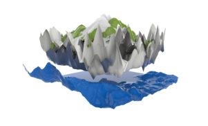 Sharp Veins announces debut EP for Glacial Sound, Inbox Island