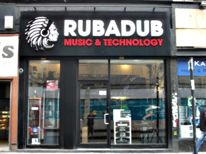 Glasgow's Rubadub rejects Record Store Day
