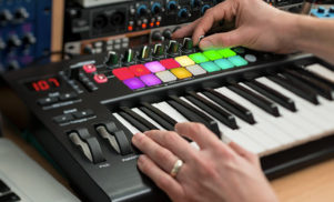 Novation revamps its Launchkey controllers with colour-matched feedback for Ableton Live