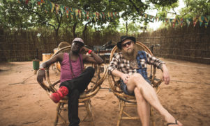 The Very Best with Mafilika band – 'Let Go' (Live from Kumbali Village, Malawi)