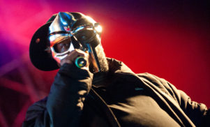 MF DOOM pulls out of tonight's Flying Lotus gig, replaced by Jay Electronica