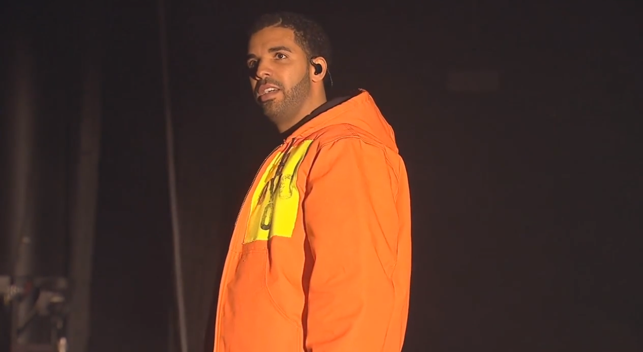 Watch Drake's Coachella performance in full