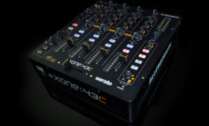 Allen & Heath announces Xone:43C mixer aimed at Serato DJ users