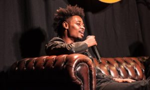 Watch Danny Brown's 80-minute Red Bull Music Academy lecture