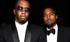 Kanye West joins Diddy's production supergroup, The Hitmen