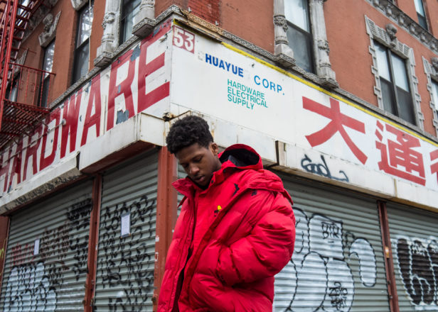 Listen to Haleek Maul's towering 'Kingdom Come', produced by D.K.A.D and Shy Guy