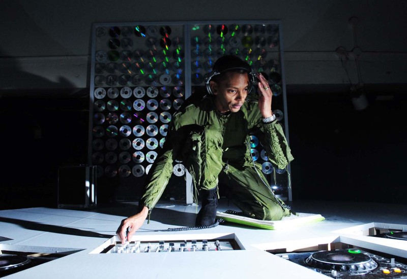 Jeff Mills readies multimedia experience inspired by 2001: A Space Odyssey