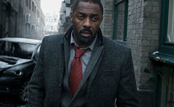 Idris Elba is making an album inspired by his character Luther