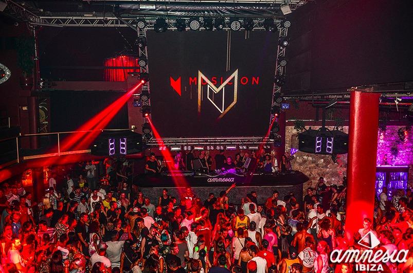Marco Carola's Music On returns to Amnesia Ibiza with Jamie Jones, Carl Cox and more