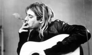 "Kurt Cobain album will feel like ""you're eavesdropping on him"""