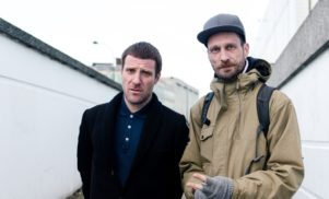 Notts punks Sleaford Mods target Key Markets on third album – hear 'No One's Bothered'