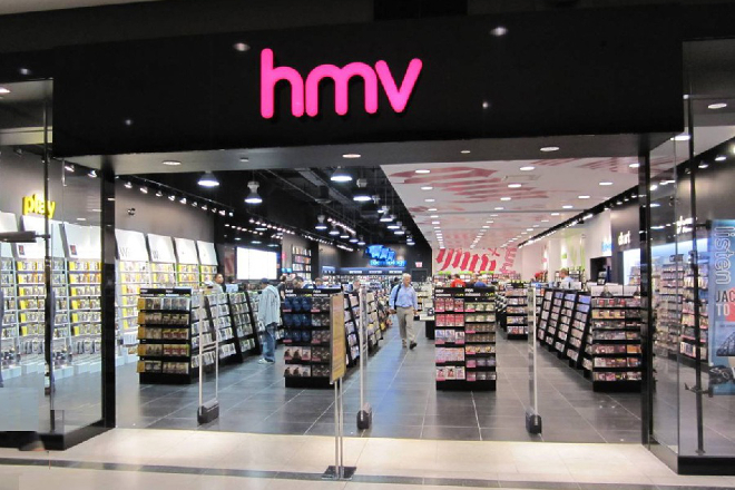 HMV set to trade online for the first time since 2013 collapse