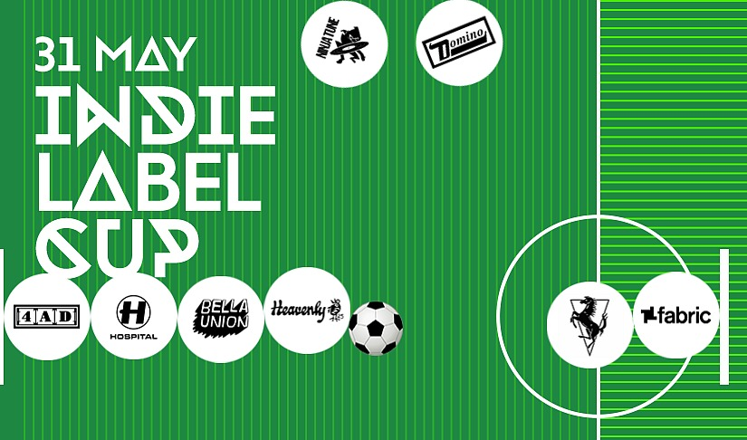 Ninja Tune, R&S, Fabric and more sign up to indie label football tournament