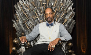 """Snoop Dogg watches Game Of Thrones for """"historic reasons"""""""