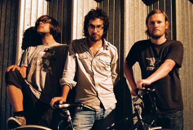Geoff Barrow's BEAK> announce split EP with themselves, featuring Jonwayne