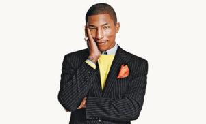 Pharrell previews new single 'Freedom'