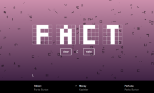 Electronic pop weirdos Kazimier and Parks Burton turn Gifts into GIFs