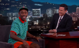 Tyler, the Creator got fired from Starbucks