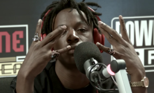 Joey Bada$$ spits a freestyle in honour of 2Pac's birthday