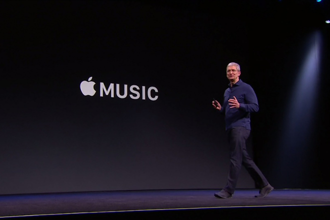 Apple Music endorsed by Worldwide Independent Network